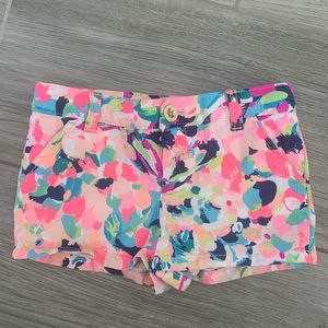 Girls Lilly Pulitzer shorts